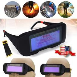 Solar Auto Darkening Safety Protective Welding Glasses Mask