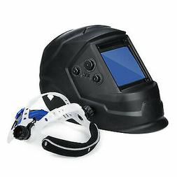 solar energy automatic dimming welding mask auto