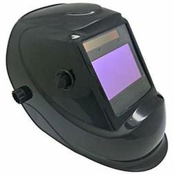 Solar Power Welding Helmet 810C, ANSI Approved Auto Darkenin