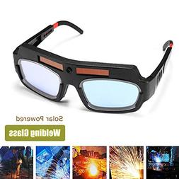 solar powered safety goggles auto