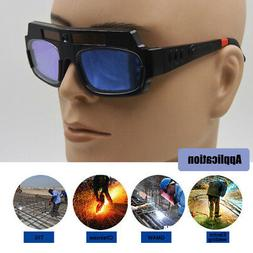 solar powered welder glasses mask safety goggles