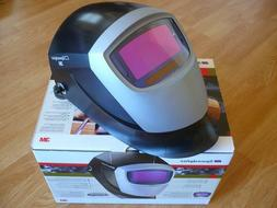 3M Speedglas 9002X SW Darkening Welding Helmet w/Side Window