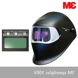 3M Speedglas Helmet 100 Welding with Auto-Darkening Filter 1