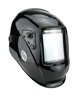 SÜA Welding Helmet  - Model: Vector - Auto Darkening - View