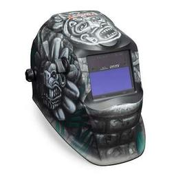 Lincoln Electric VIKING 1840 Aztec Welding Helmet with 4C Le