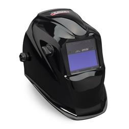 Lincoln Electric VIKING 1840 Black Welding Helmet with 4C Le