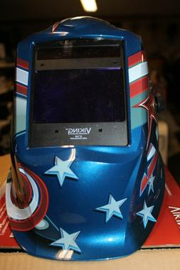 Lincoln Electric VIKING 2450 All American Welding Helmet - K