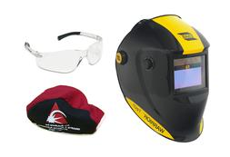 ESAB Warrior Tech Auto Darkening Welding Helmet W/ Free Bean