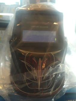 MILLER ELECTRIC Welding Helmet Auto-Darkening Type Nylon 271