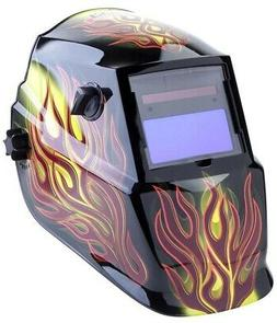 Lincoln Electric Welding Helmet Auto Darkening Variable Shad